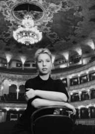 Jana Sykorova, soloist with the Czech Philharmonic Orchestra 2004 - 2007, photo © Viktor Kronbauer 2003