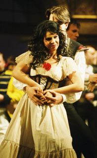 Jana Sykorova as Carmen, Prague State Opera since 2004